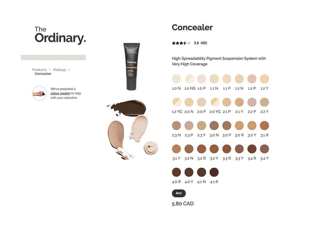 the ordinary example