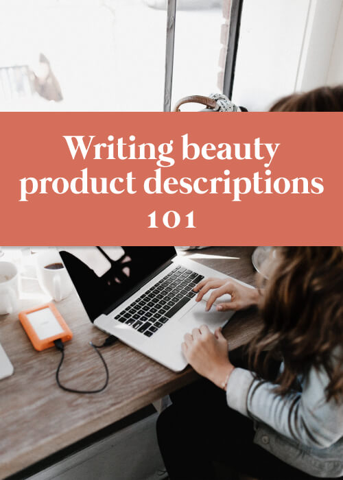 blanka blog writing beauty product descriptions that sell